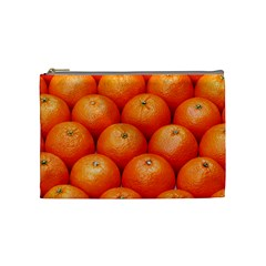 Oranges 2 Cosmetic Bag (medium)