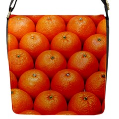 Oranges 2 Flap Messenger Bag (s)