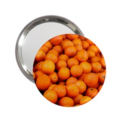 Oranges 3 2 25  Handbag Mirrors
