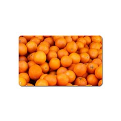 Oranges 3 Magnet (name Card)