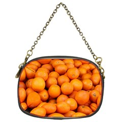 Oranges 3 Chain Purses (one Side)