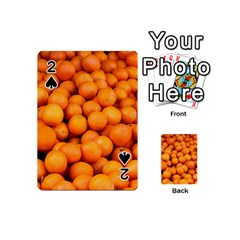 Oranges 3 Playing Cards 54 (mini)