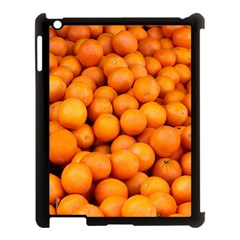 Oranges 3 Apple Ipad 3/4 Case (black)