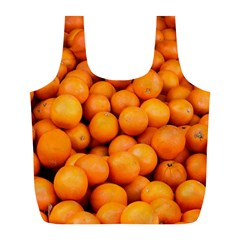 Oranges 3 Full Print Recycle Bags (l)