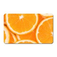 Oranges 4 Magnet (rectangular)