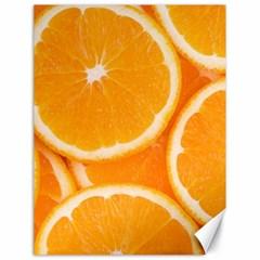 Oranges 4 Canvas 18  X 24