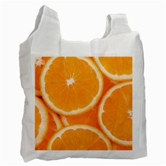 Oranges 4 Recycle Bag (one Side)