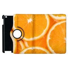 Oranges 4 Apple Ipad 2 Flip 360 Case