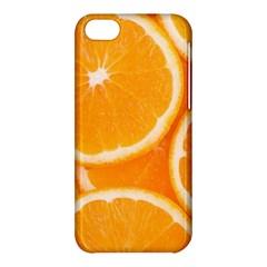 Oranges 4 Apple Iphone 5c Hardshell Case