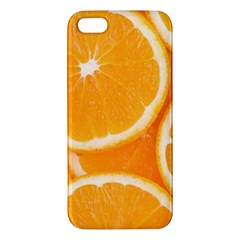 Oranges 4 Iphone 5s/ Se Premium Hardshell Case