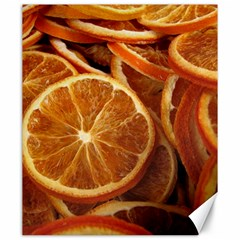 Oranges 5 Canvas 20  X 24