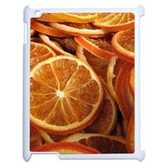 Oranges 5 Apple Ipad 2 Case (white)