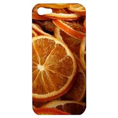 Oranges 5 Apple Iphone 5 Hardshell Case