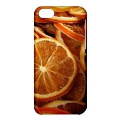 Oranges 5 Apple Iphone 5c Hardshell Case