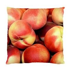 Peaches 1 Standard Cushion Case (one Side)