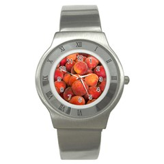Peaches 2 Stainless Steel Watch