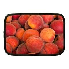 Peaches 2 Netbook Case (medium)