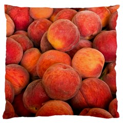 Peaches 2 Large Cushion Case (two Sides)