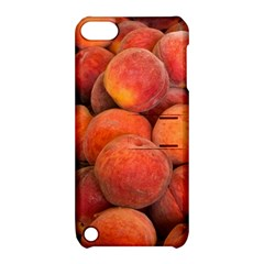 Peaches 2 Apple Ipod Touch 5 Hardshell Case With Stand