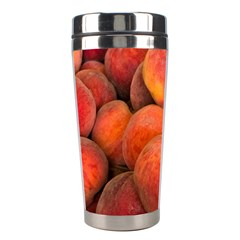 Peaches 2 Stainless Steel Travel Tumblers