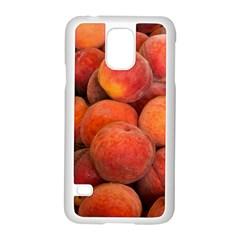 Peaches 2 Samsung Galaxy S5 Case (white)