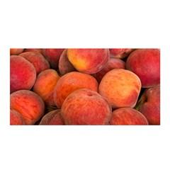 Peaches 2 Satin Wrap