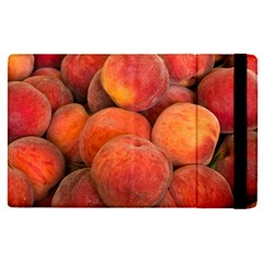 Peaches 2 Apple Ipad Pro 12 9   Flip Case