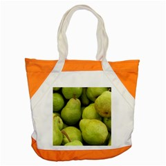 Pears 1 Accent Tote Bag