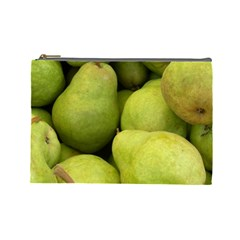 Pears 1 Cosmetic Bag (large)