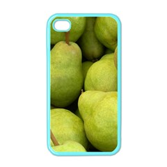 Pears 1 Apple Iphone 4 Case (color)