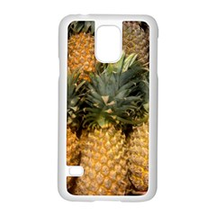 Pineapple 1 Samsung Galaxy S5 Case (white)