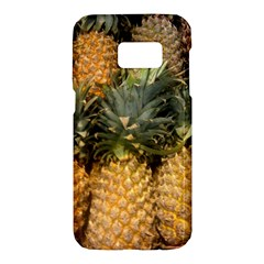 Pineapple 1 Samsung Galaxy S7 Hardshell Case