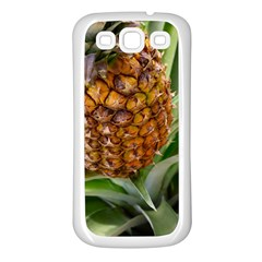Pineapple 2 Samsung Galaxy S3 Back Case (white)