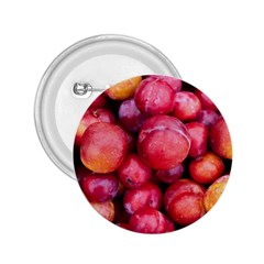 Plums 1 2 25  Buttons