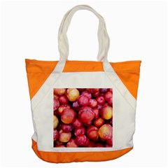 Plums 1 Accent Tote Bag
