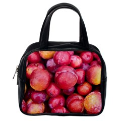 Plums 1 Classic Handbags (one Side)