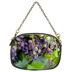 Grapes 2 Chain Purses (two Sides)