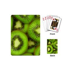 Kiwi 1 Playing Cards (mini)