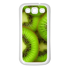 Kiwi 1 Samsung Galaxy S3 Back Case (white)