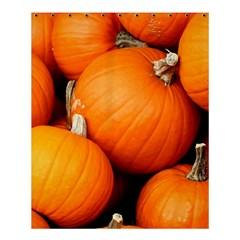 Pumpkins 1 Shower Curtain 60  X 72  (medium)