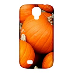 Pumpkins 1 Samsung Galaxy S4 Classic Hardshell Case (pc+silicone)