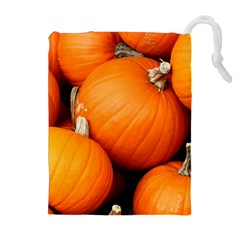 Pumpkins 1 Drawstring Pouches (extra Large)