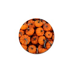 Pumpkins 2 Golf Ball Marker (4 Pack)
