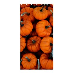 Pumpkins 2 Shower Curtain 36  X 72  (stall)