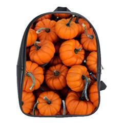 Pumpkins 2 School Bag (xl)