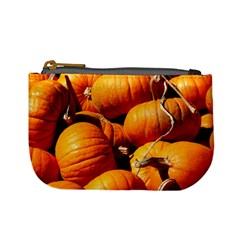 Pumpkins 3 Mini Coin Purses