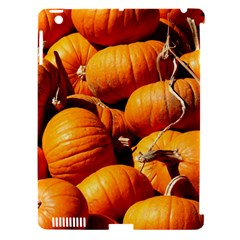 Pumpkins 3 Apple Ipad 3/4 Hardshell Case (compatible With Smart Cover)