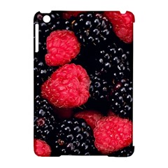 Raspberries 1 Apple Ipad Mini Hardshell Case (compatible With Smart Cover)