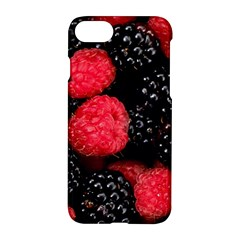 Raspberries 1 Apple Iphone 7 Hardshell Case