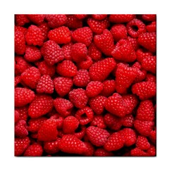 Raspberries 2 Face Towel